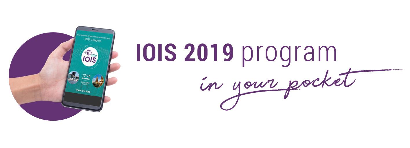IOIS 2019 Meeting App